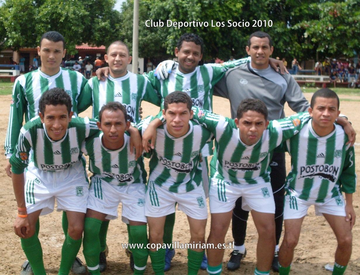 Club Deportivo Los Socios