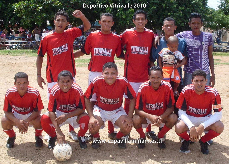 Deportivo Vitrivalle 2010