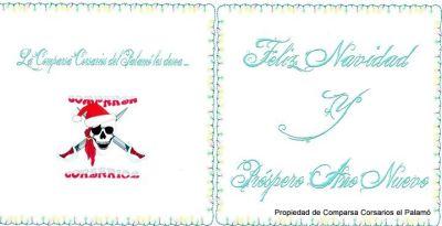 Targeta Feliz Año 2011 Trasera