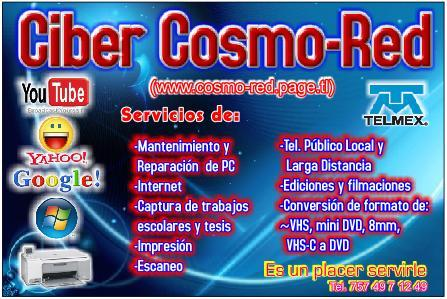 Cosmo Internet Cafe