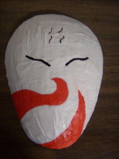 - Máscara Simples