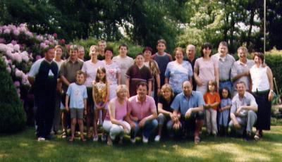 - Cousinentreffen 2003