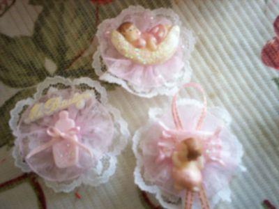 Encintados Para Baby Shower Nina.Creaciones Aurallen Variedad De Encintados Y Souvenirs En