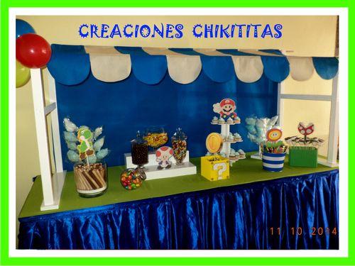 Creaciones Chikititas Cumplea Os