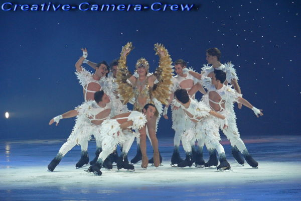 Holiday on Ice (Premiershow - 4.12.2008)