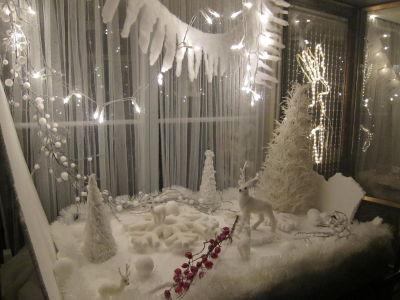 Leben ist inspiration kreativraum und deko - Winterlandschaft deko ...