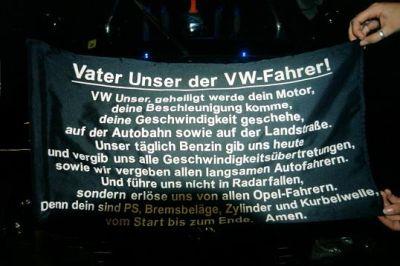 vw sprüche VW AUDI CREWSERS NORD vw sprüche