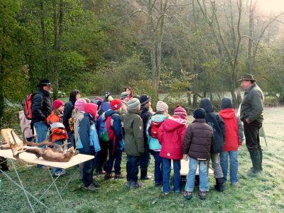 Schule im Wald @ Angelika Hinderer