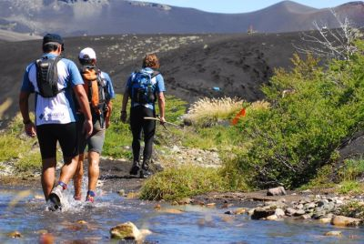 Team Equipo Qhantir Qullu Qullu Cruce de los Andes 2009 Ariel Raguzzi