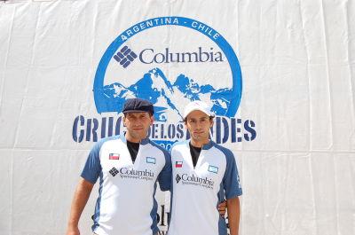 Team Qhantir Qullu Qullu Cruce de los Andes 2009 ariel Raguzzi