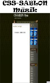 CSS-SABLON | Oyun Tasarımı