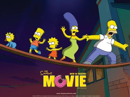 Los Simpsons!