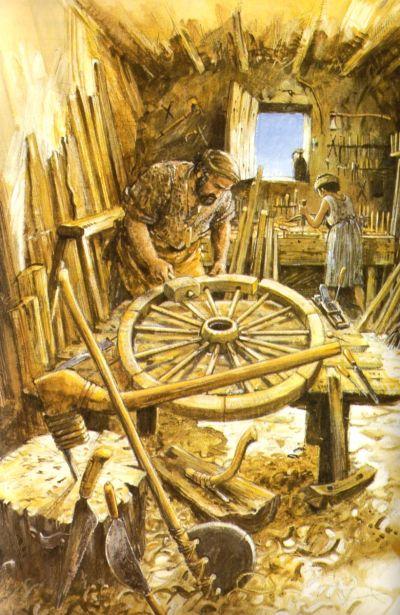 IGLESIA CUADRANGULAR 8ª REGION - Tiempos Biblicos en imagenes
