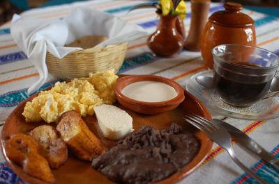 Cultura catracha comidas tipicas for Comida francesa platos tipicos