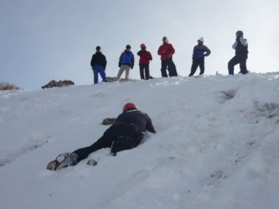 Curso Básico de montaña MOBAC