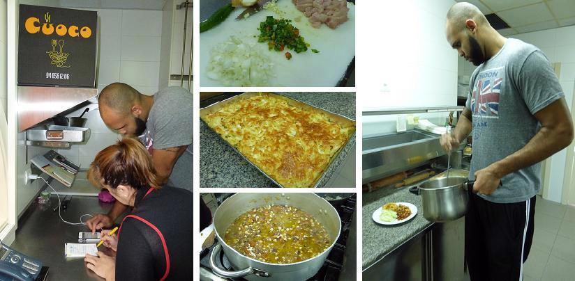 Cuoco amorebieta recetas por cuoco for Como cocinar alubias pintas