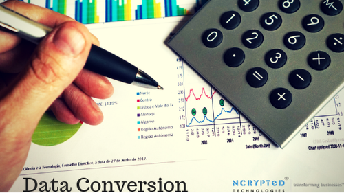 Importance of Data Conversion Services in Business.