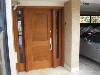 Daniel el carpintero puertas for Puertas de cristal para entrada principal