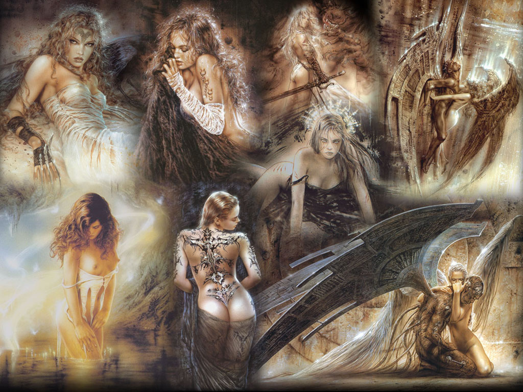 Darkprophet - Luis Royo