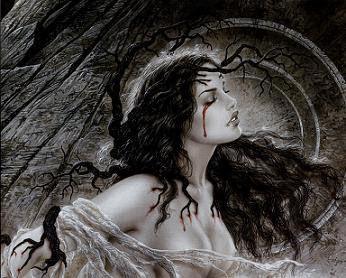 Resultado de imagen de pinturas vampiros
