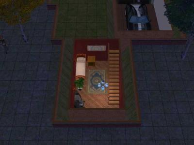 Sims2 maklerteam keller for Keller wandfarbe