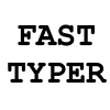 Fast Typer at www.davidedisongames.page.tl