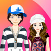 Valentine Couple Dressup at www.davidedisongames.page.tl