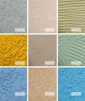 Ing ricardo de bacco pintura for Pintura texturada para exterior