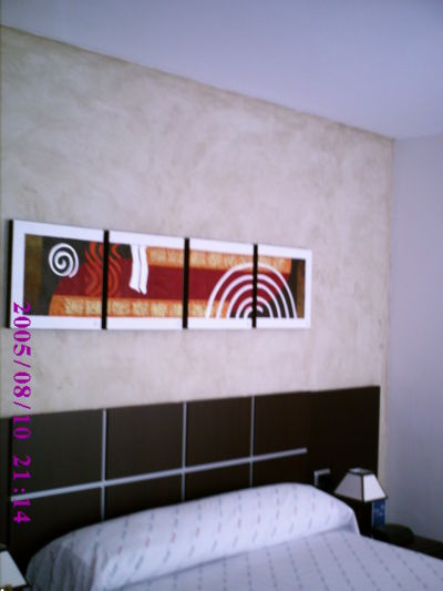 Decoracion en pladur y pintura trabajos 3 - Muros de pladur ...