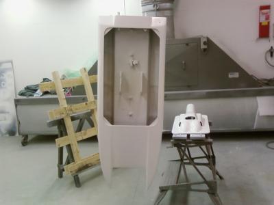 Demu modelbouw rc boot airbrush - Verfmodel voor de gang ...