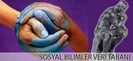 SOSYAL BİRİMLER VERİ TABANI
