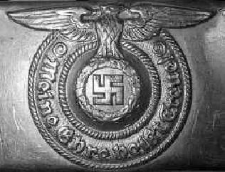 Wehrmacht koppelschloss blut und ehre patches