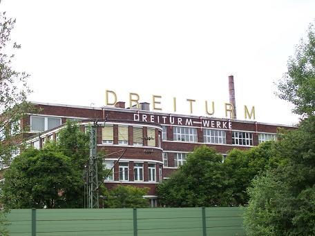 Seifenfabrik Dreiturm Steinau