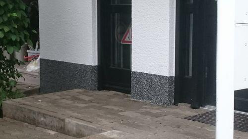 Prächtig DerBauZwerg - Nachträglicher Sockel rund ums haus @OD_51