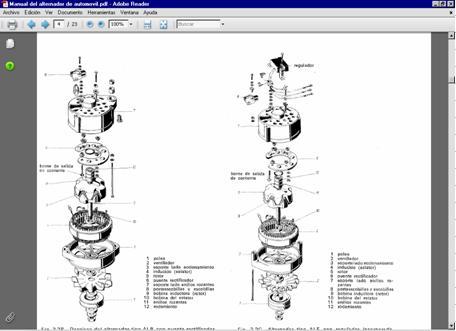 descarga de manuales manual del alternador del automovil rh descargademanuales es tl manual de alternadores automotrices manual de alternadores bosch