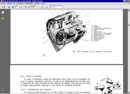 descarga de manuales manual del alternador del automovil rh descargademanuales es tl manual de alternadores gratis manual de alternadores bosch