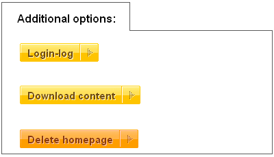 Delete homepage