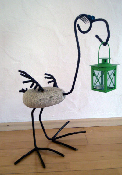 besondere geschenke f r besondere menschen skulpturen aus stein und stahl. Black Bedroom Furniture Sets. Home Design Ideas