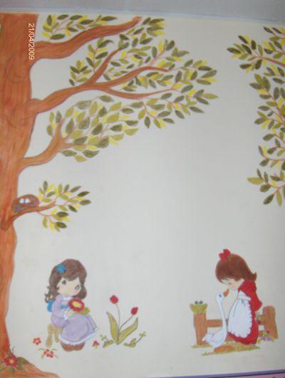 Dibujos pintados a mano dibujos infantiles for Dibujos infantiles pintados