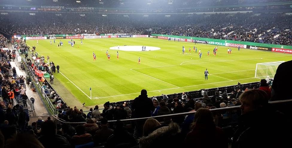 Schalke Bayern Spielstand