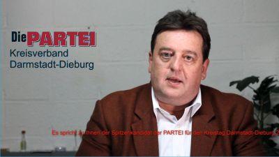 Rede des Spitzenkandidaten zur Kreistagswahl, anlässlich der Gründung des Kreisverbandes am 06.01.2011