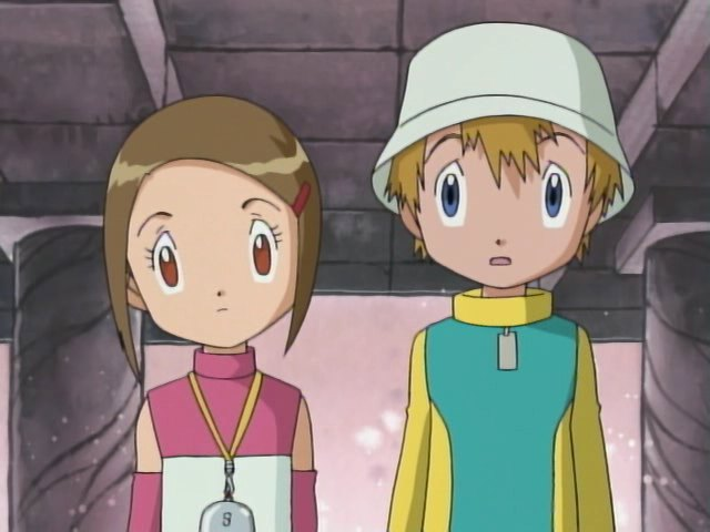 Digimon tamers latino - 1 6
