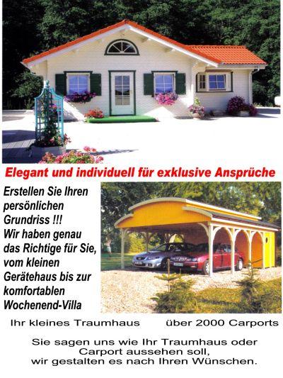 Gartenh user carports und zubeh r aktuelle angebote for Angebote carport