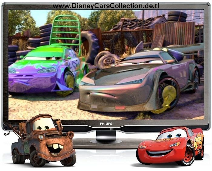 Impound Cars For Sale >> DisneyCarsCollection - Boost