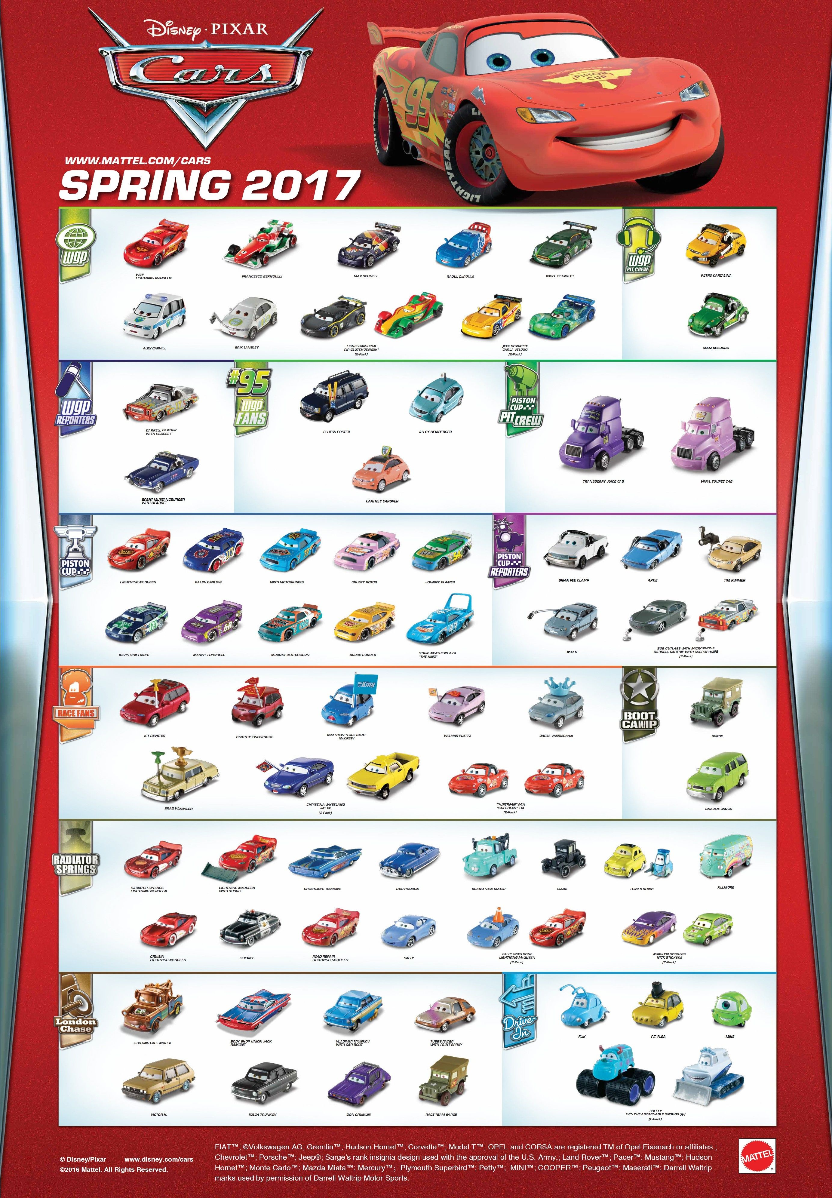 Permalink to Disney Cars Toys