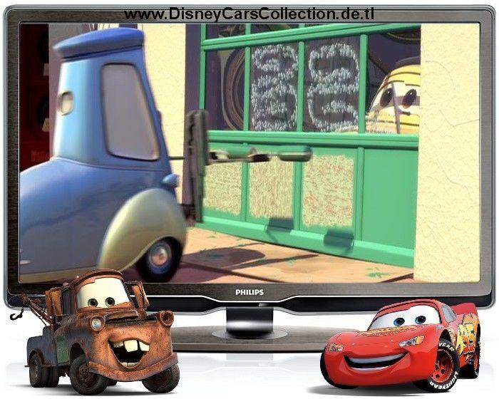 DisneyCarsCollection - Guido