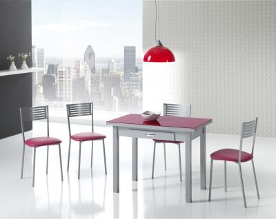 Distribuciones picazo mesas y sillas de cocina for Mesas extensibles y sillas de cocina