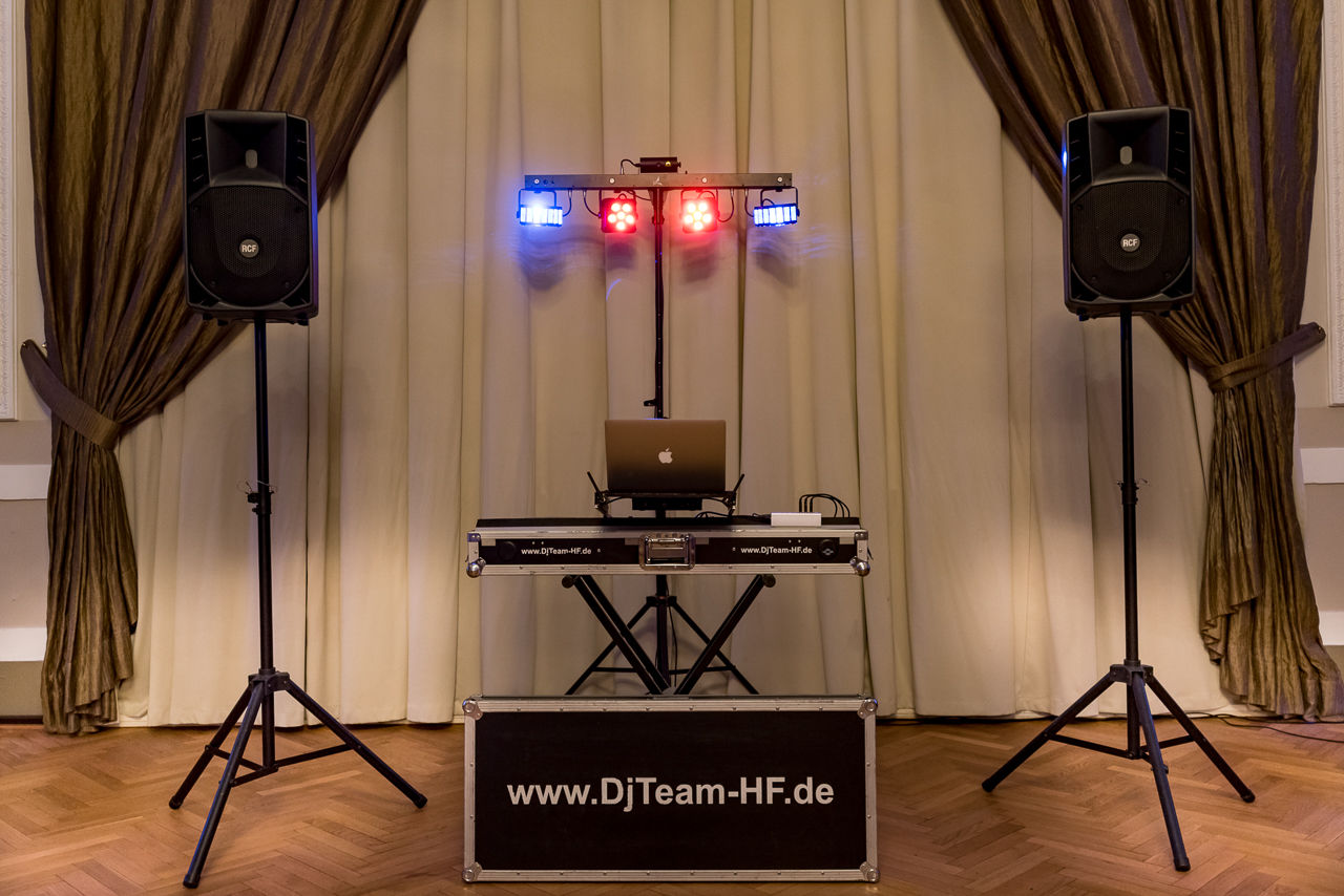 Dj Team Herford Grund Setup GOP Varieté-Theater Kaiserpalais Bad Oeynhausen