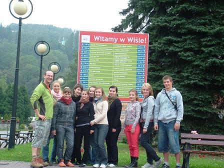 Wyjazd do Wisły