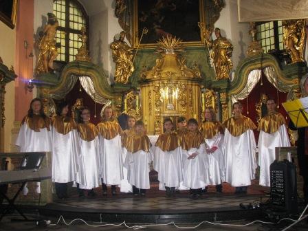 Koncert charytatywny 15.04.2011r.